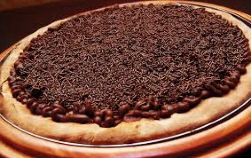 Pizza Grande Brigadeiro + Mineiro 1,5L Grátis