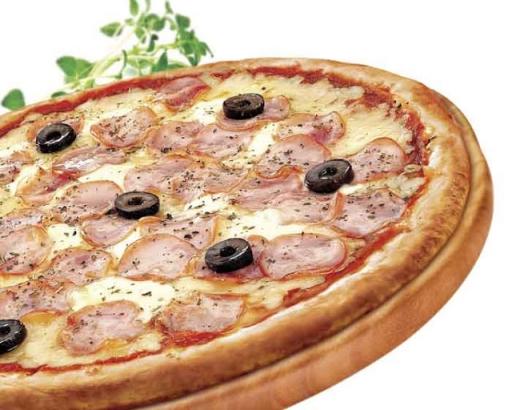 Pizza Média Lombo