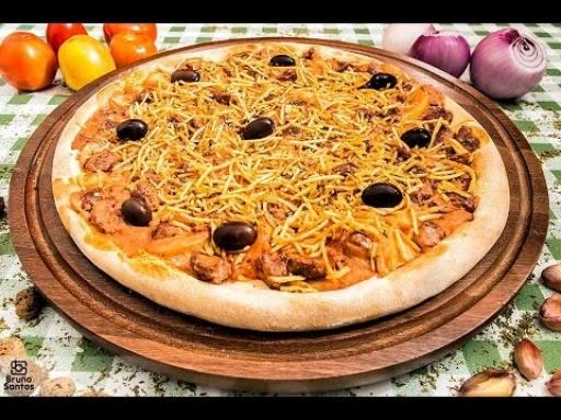 Pizza Gg Strogonoff de Frango + Coca 2L Grátis