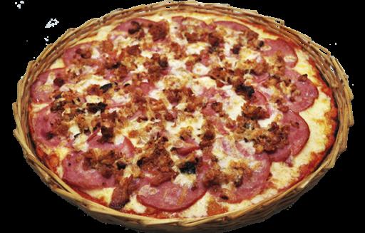 Pizza Média Sertão