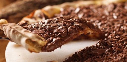 Pizza Extra Gg Chocolate + Coca 2,5L Grátis