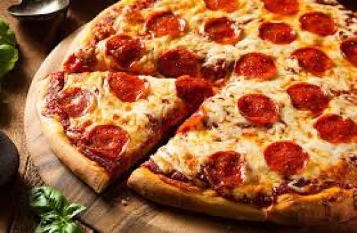 Combo Pizza Média