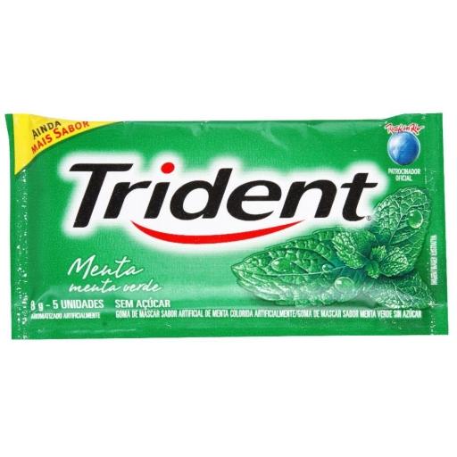 Trident Menta Verde