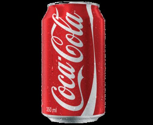 Refrigerante Lata 310ML (Coca-Cola)