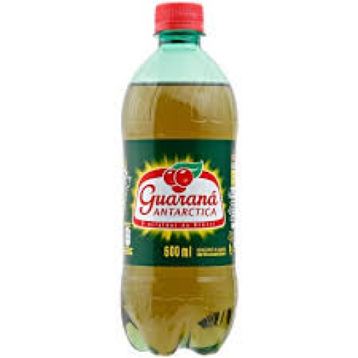 Refrigerante 600ML (Guaraná Antarctica)