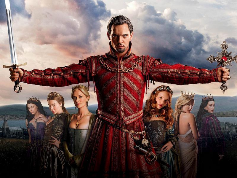 A série The Tudors, lançada para contar a história de Henrique VIII, mostra (com erros históricos, é claro!) como se deu o rompimento da Inglaterra com a Igreja Católica e nos ajuda a ter uma leve noção do panorama inglês antes dessas revoluções