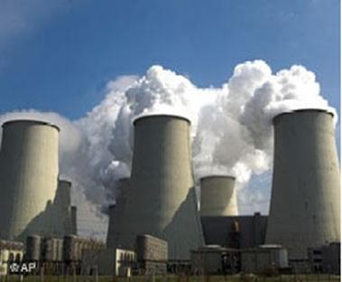 Usinas térmicas, bastante poluidoras