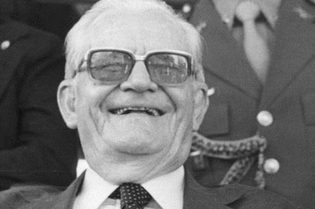 Ernesto Geisel, penúltimo presidente da ditadura militar brasileira