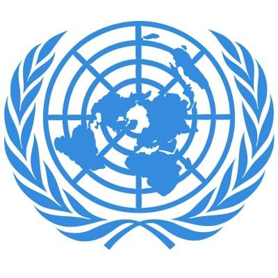Logo da Organização das Nações Unidas (ONU)