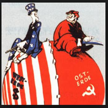 Após a Guerra Fria e a bipolarização mundial entre EUA e URSS, houve uma reorganização da política internacional