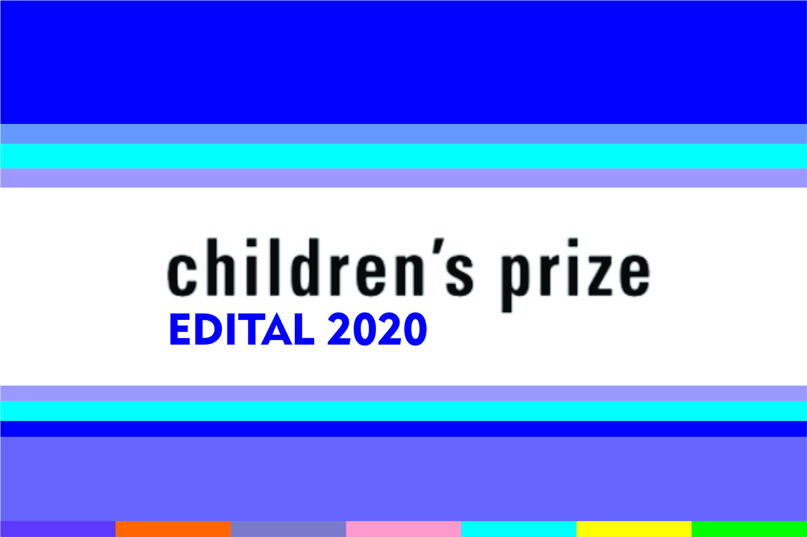 Edital Childrens Prize 2020