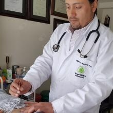 William Andres Bernal Rivera - Terapeuta complementario Bogotá