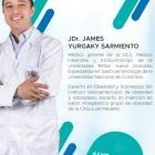 Dr. James Yurgaky Sarmiento