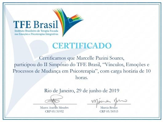 Marcelle Pazini Soares - Galeria de fotos