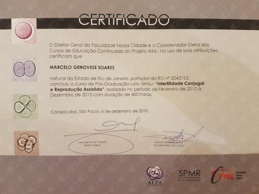 Marcelo Genovese Soares  - Galeria