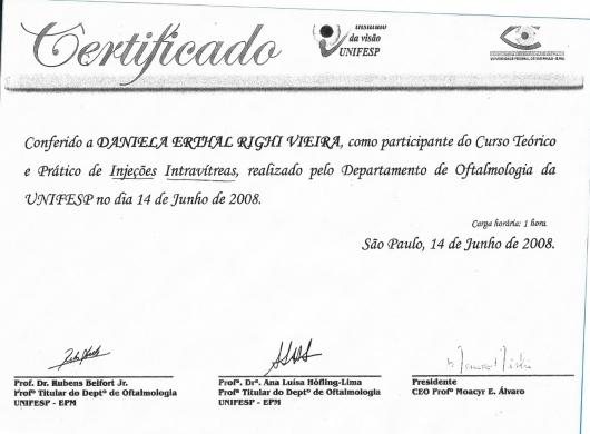Daniela Erthal Righi Vieira - Galeria de fotos