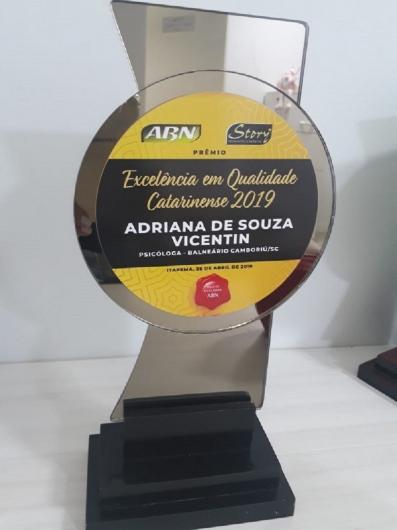 Adriana de Souza Vicentin - Galeria de fotos