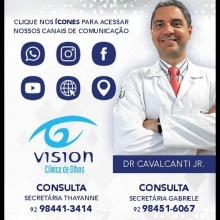 Jose Cavalcanti Campos Junior - Oftalmologista