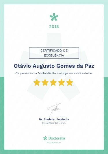 Otávio Augusto Gomes da Paz  - Galeria