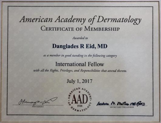 Dra. Danglades Eid  - Galeria