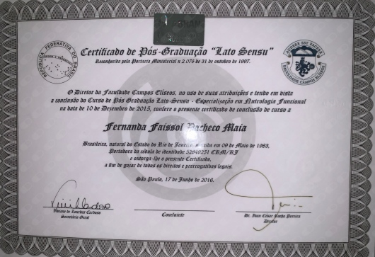 Fernanda Faissol  - Galeria