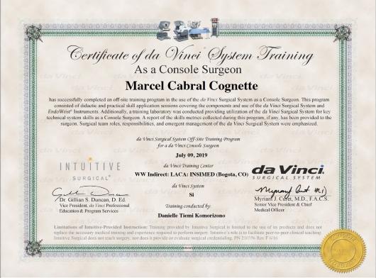 Marcel Cognette - Galeria