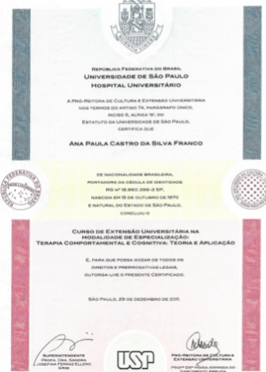 Ana Paula Franco - Galeria de fotos