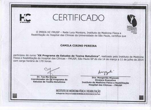 Camila Cirino Pereira - Galeria