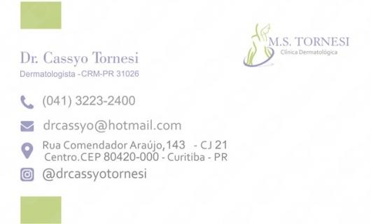 Cassyo Tornesi - Galeria de fotos