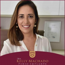 Kelly Machado, Dentista Brasília