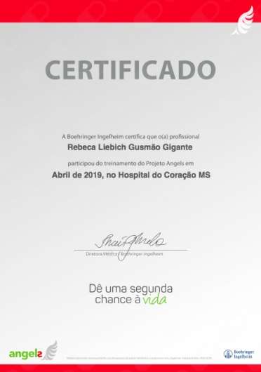 Rebeca Liebich Gusmão Gigante  - Galeria