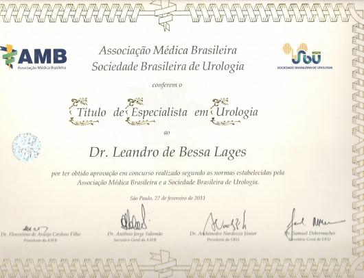 Leandro de Bessa Lages  - Galeria