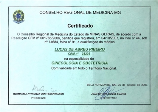Lucas de Abreu Ribeiro  - Galeria