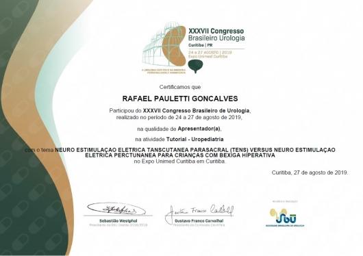 Rafael Pauletti Goncalves - Galeria