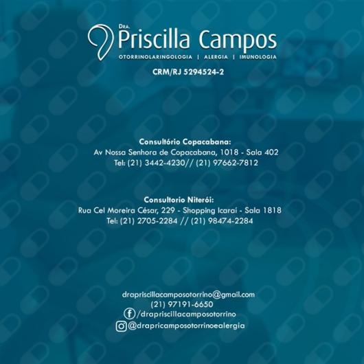 Priscilla Campos - Galeria de fotos
