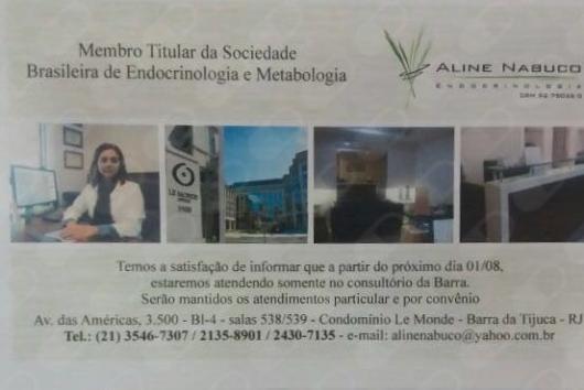 Aline Moreira Nabuco de Oliveira - Galeria de fotos