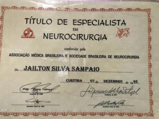 Jailton Sampaio - Galeria de fotos