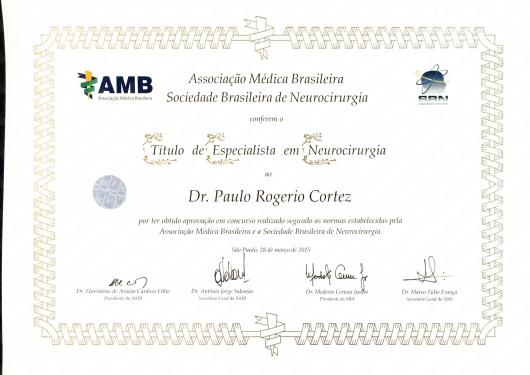 Paulo Rogerio Cortez - Galeria