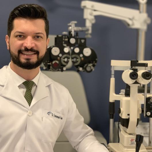 Dr Emmanuel Moraes Antunes Oftalmologista Agende Uma Consulta Doctoralia Com Br