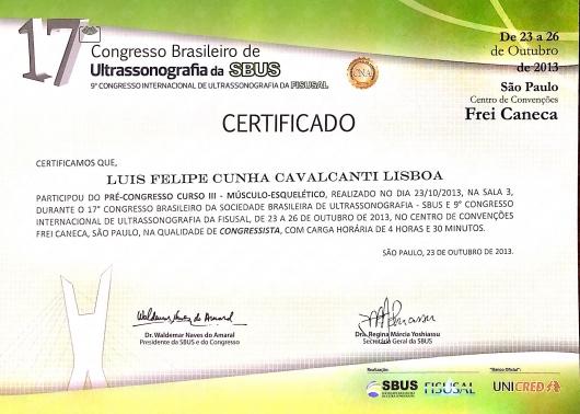 Luis Felipe Lisbôa - Galeria de fotos