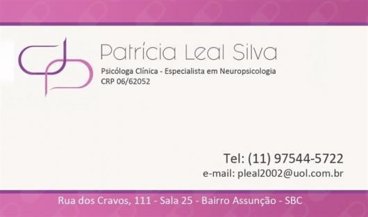 Patricia Leal Silva  - Galeria