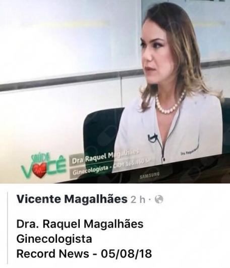 Raquel Reis Magalhães - Galeria de fotos