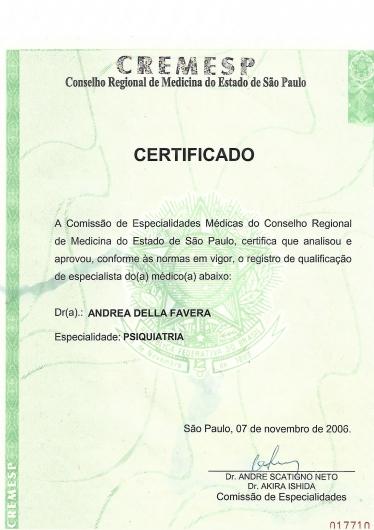 Andrea Della Favera  - Galeria