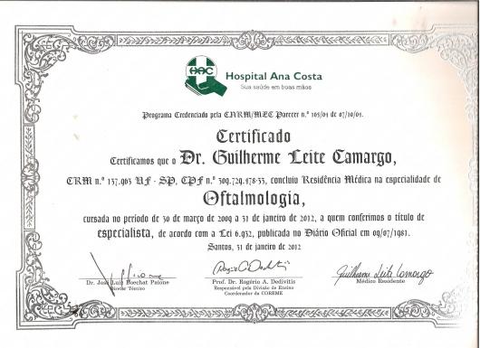 Guilherme Leite Camargo - Galeria
