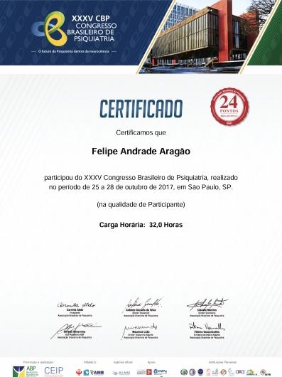 Felipe Andrade Aragão - Galeria de fotos