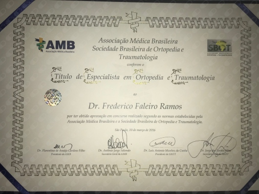 Frederico Faleiro Ramos - Galeria de fotos