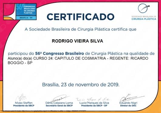 Rodrigo Vieira Silva  - Galeria