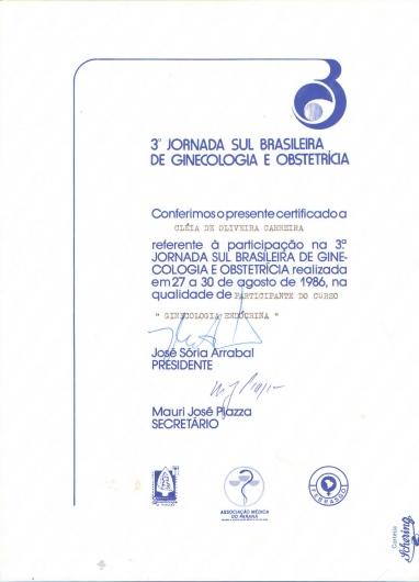 Cléia de Oliveira Carreira - Galeria de fotos