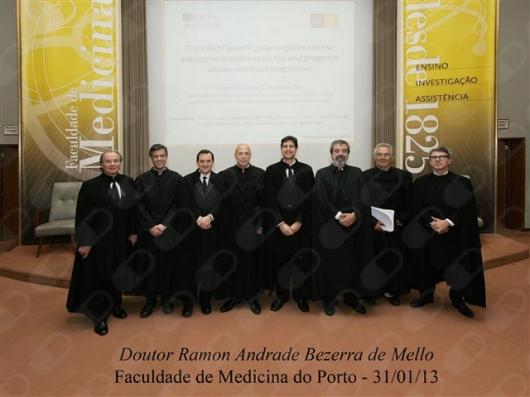 Ramon Andrade B. de Mello - Galeria de fotos