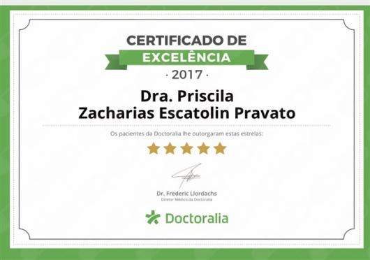 Priscila Zacharias Escatolin Pravato - Galeria de fotos